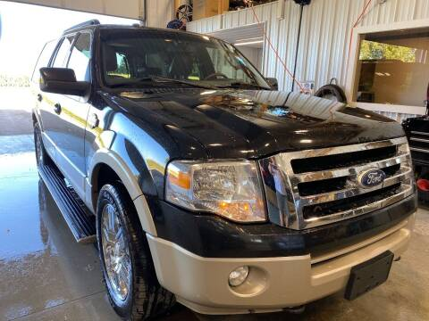 2010 Ford Expedition for sale at RDJ Auto Sales in Kerkhoven MN