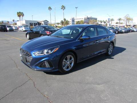 2019 Hyundai Sonata for sale at Charlie Cheap Car in Las Vegas NV