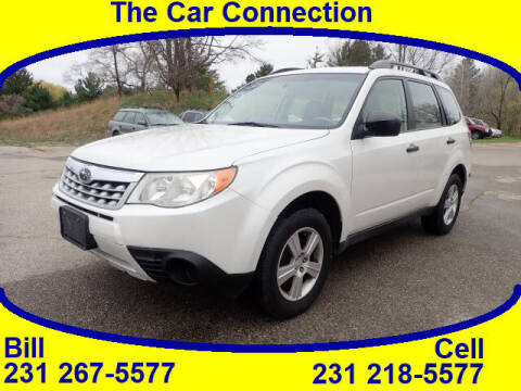 2012 Subaru Forester for sale at Car Connection in Williamsburg MI