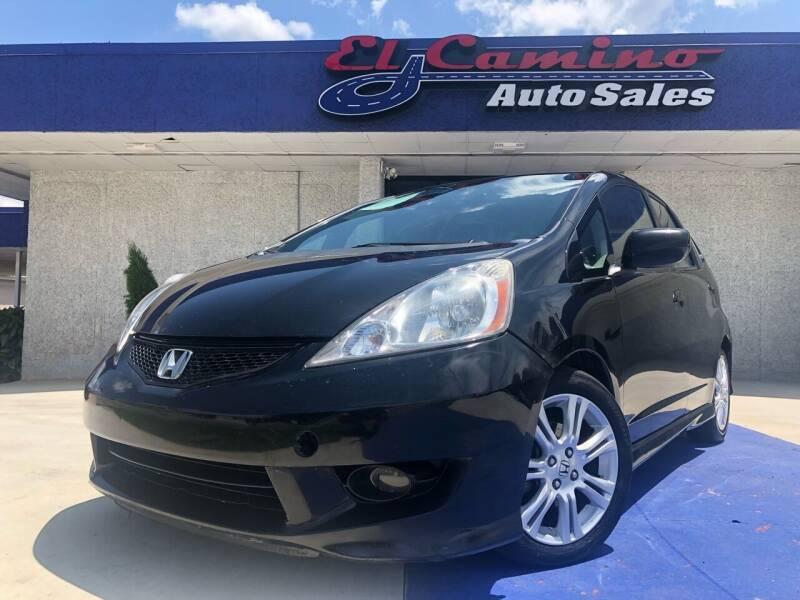 2011 Honda Fit for sale at El Camino Auto Sales Gainesville in Gainesville GA