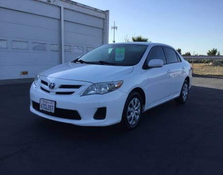 2011 Toyota Corolla for sale at My Three Sons Auto Sales in Sacramento CA