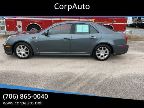 2008 Cadillac SRX for sale at CorpAuto in Cleveland GA