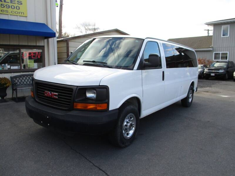 2008 GMC Savana Passenger for sale at TRI-STAR AUTO SALES in Kingston NY
