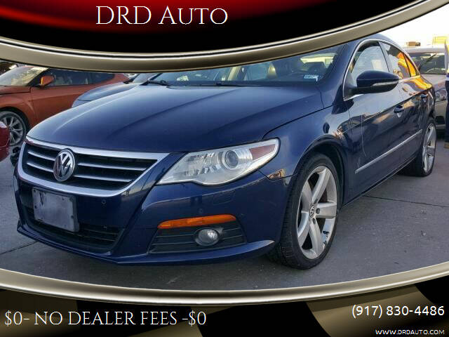 2009 Volkswagen CC for sale at DRD Auto in Flushing NY