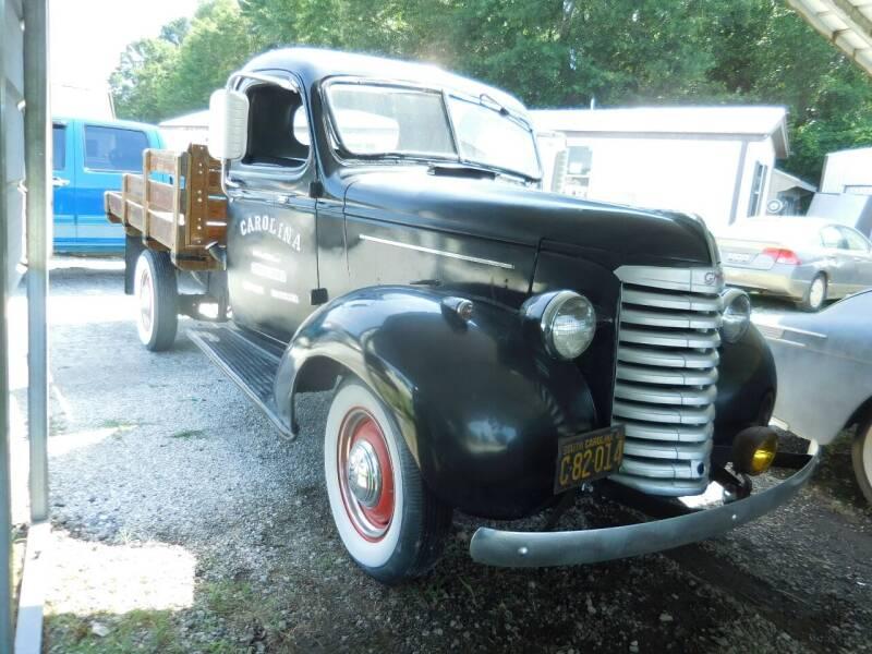 1940 GMC 1 1/2 Ton