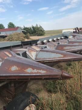 1980 GLEANER CORN HEAD for sale at Bretz Inc in Dighton KS