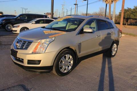 2014 Cadillac SRX for sale at Flash Auto Sales in Garland TX