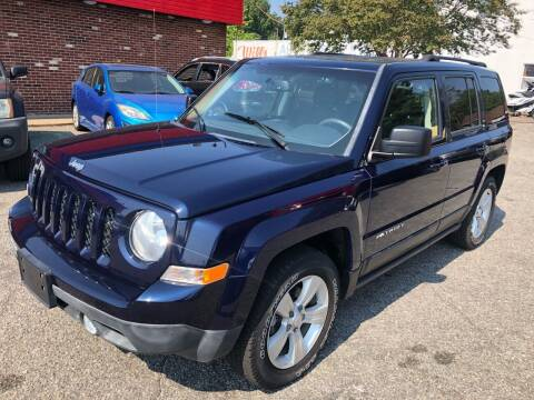 2016 Jeep Patriot for sale at HW Auto Wholesale in Norfolk VA