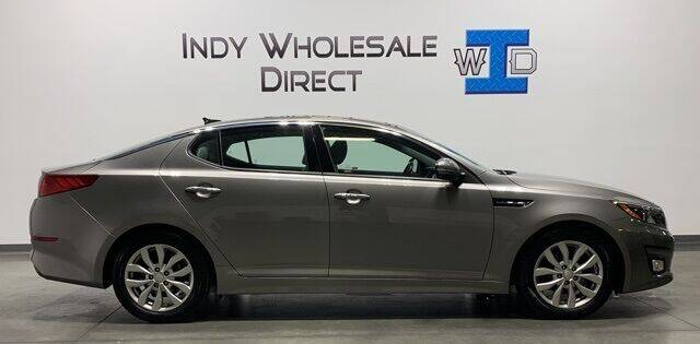 2015 Kia Optima for sale at Indy Wholesale Direct in Carmel IN