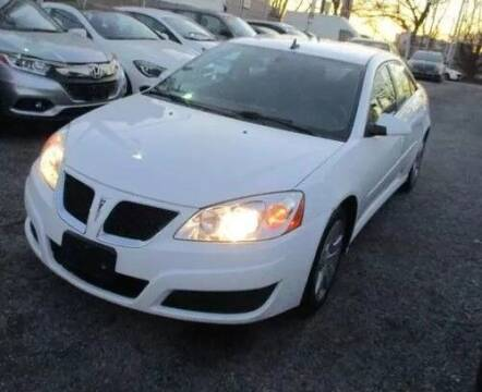 2010 Pontiac G6 for sale at JacksonvilleMotorMall.com in Jacksonville FL