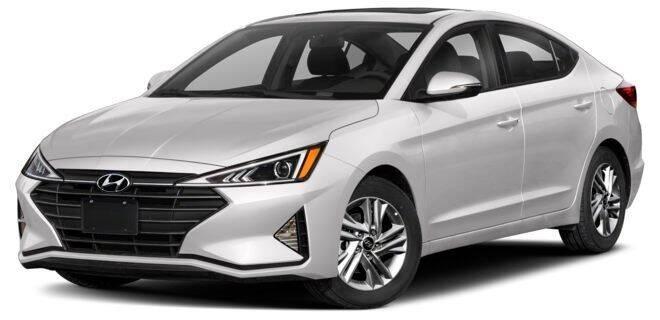 2019 Hyundai Elantra for sale at Somerville Motors in Somerville MA