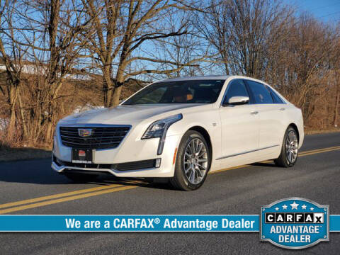 2016 Cadillac CT6 for sale at RoseLux Motors LLC in Schnecksville PA