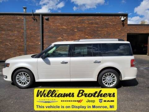 2016 Ford Flex for sale at Williams Brothers - Pre-Owned Monroe in Monroe MI