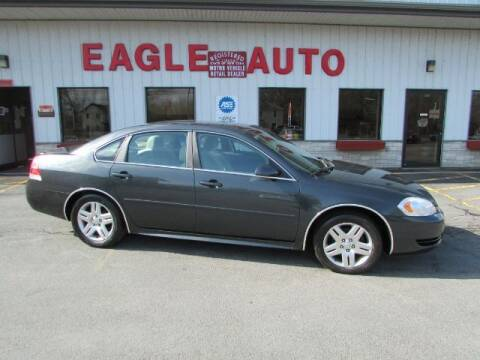 2012 Chevrolet Impala for sale at Eagle Auto Center in Seneca Falls NY