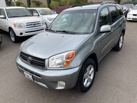 2005 Toyota RAV4 for sale at C. H. Auto Sales in Citrus Heights CA