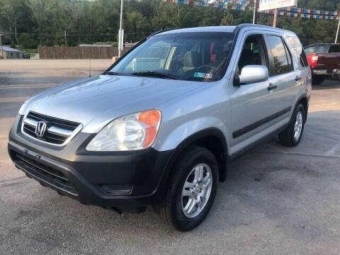 2004 Honda CR-V for sale at INTERNATIONAL AUTO SALES LLC in Latrobe PA
