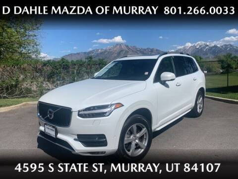 2018 Volvo XC90 for sale at D DAHLE MAZDA OF MURRAY in Salt Lake City UT