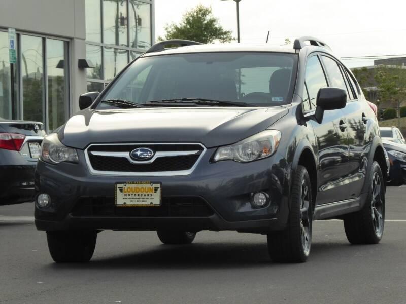 2013 Subaru XV Crosstrek for sale at Loudoun Used Cars - LOUDOUN MOTOR CARS in Chantilly VA