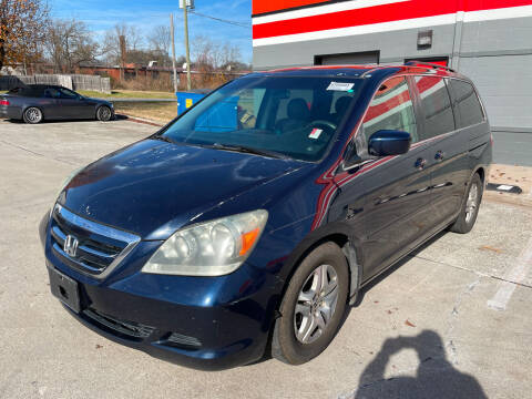 2005 Honda Odyssey for sale at Diana Rico LLC in Dalton GA