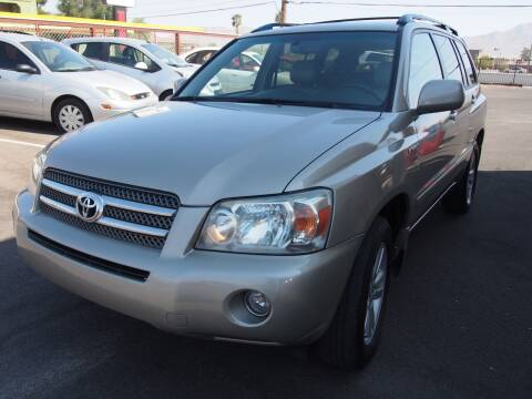 2007 Toyota Highlander Hybrid for sale at Best Auto Buy in Las Vegas NV