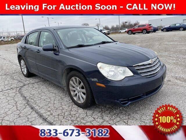2007 Chrysler Sebring for sale at Glenbrook Dodge Chrysler Jeep Ram and Fiat in Fort Wayne IN