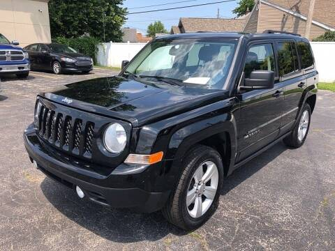 2013 Jeep Patriot for sale at CItywide Auto Credit in Oregon OH