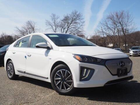 2020 Hyundai Ioniq Electric for sale at Mirak Hyundai in Arlington MA