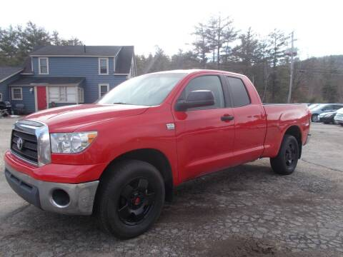 2008 Toyota Tundra for sale at Manchester Motorsports in Goffstown NH