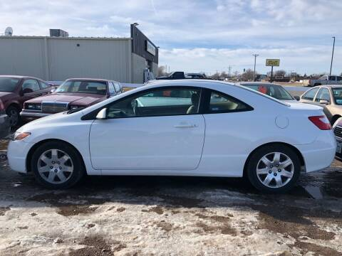 2008 Honda Civic for sale at TnT Auto Plex in Platte SD