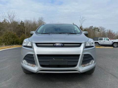 2016 Ford Escape for sale at Dulles Cars in Sterling VA