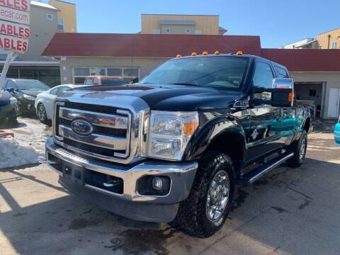 2013 Ford F-350 Super Duty for sale at STS Automotive in Denver CO