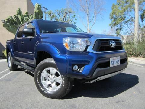 2015 Toyota Tacoma for sale at ORANGE COUNTY AUTO WHOLESALE in Irvine CA