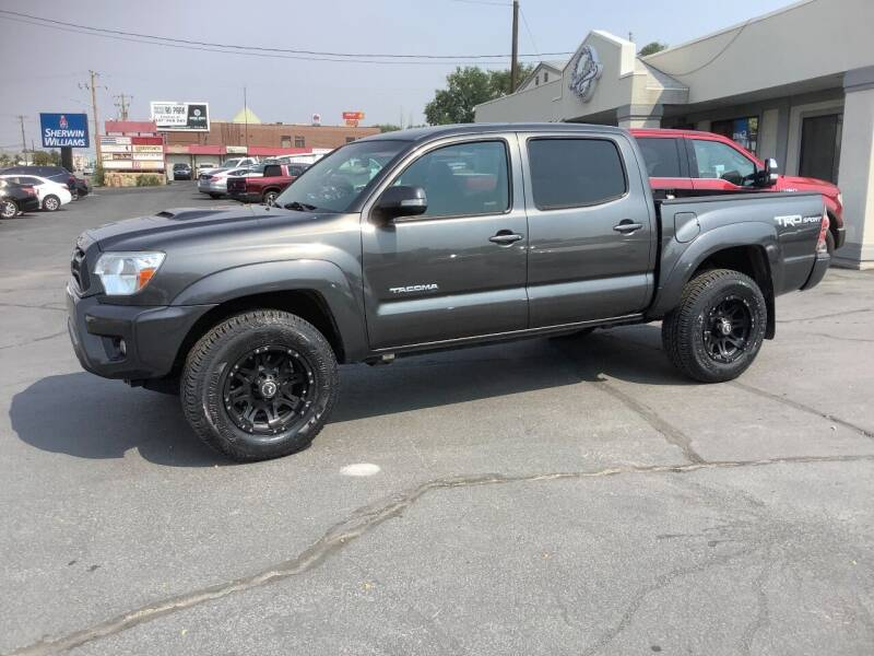 2015 Toyota Tacoma for sale at Beutler Auto Sales in Clearfield UT