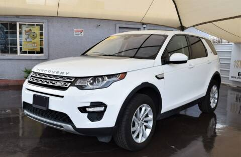 2018 Land Rover Discovery Sport for sale at 1st Class Motors in Phoenix AZ