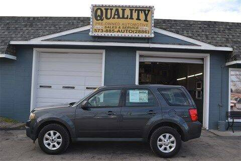 2010 Mazda Tribute for sale at Quality Pre-Owned Automotive in Cuba MO