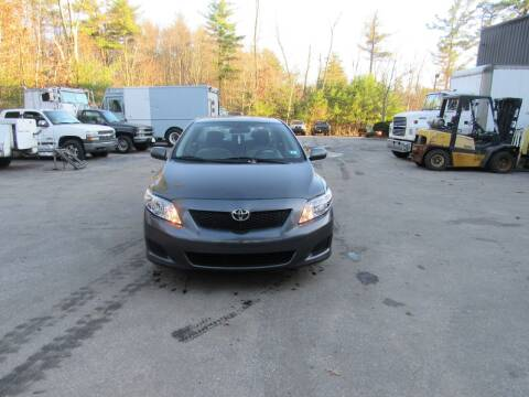 2009 Toyota Corolla for sale at Heritage Truck and Auto Inc. in Londonderry NH