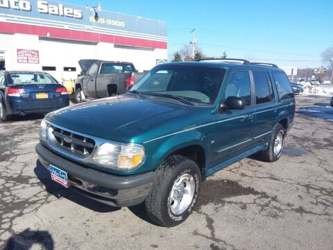 1998 Ford Explorer for sale at Peter Kay Auto Sales in Alden NY
