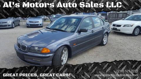 2001 BMW 3 Series for sale at Al's Motors Auto Sales LLC in San Antonio TX