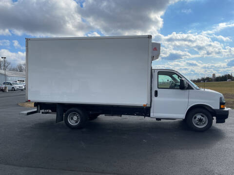 2019 Chevrolet Express Cutaway for sale at B & W Auto in Campbellsville KY