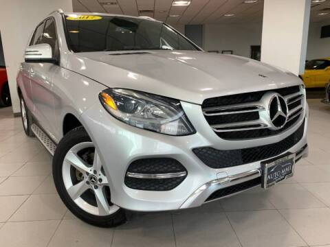 2017 Mercedes-Benz GLE for sale at Auto Mall of Springfield in Springfield IL