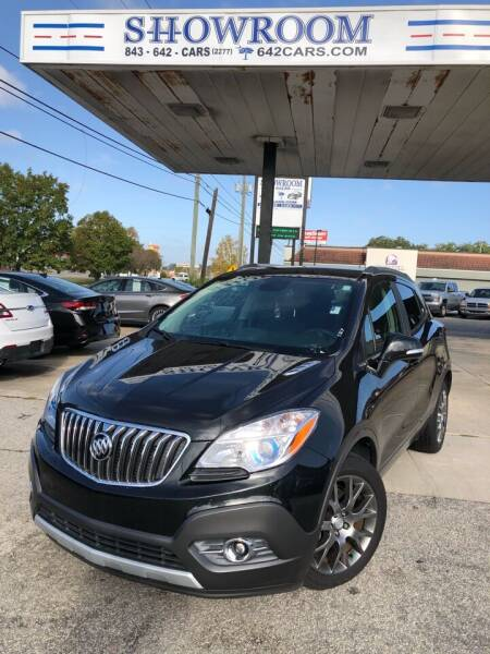 2016 Buick Encore for sale at Showroom Auto Sales of Charleston in Charleston SC