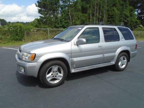 2003 Infiniti QX4 for sale at Atlanta Auto Max in Norcross GA