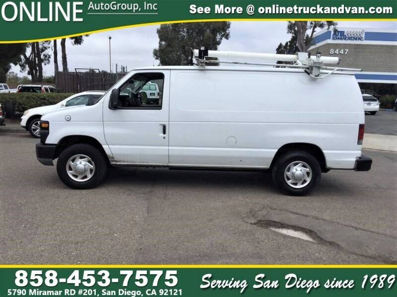 2010 Ford E-Series Cargo for sale at Online Auto Group Inc in San Diego CA