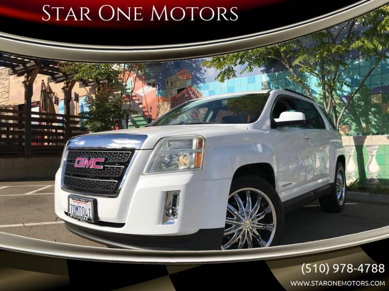 2010 GMC Terrain for sale at Star One Motors in Hayward CA