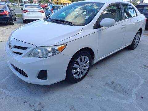2012 Toyota Corolla for sale at BestCar in Kissimmee FL
