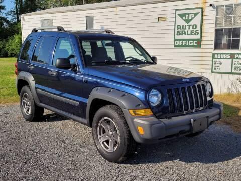 2006 Jeep Liberty for sale at J & P Auto Sales INC in Olanta SC