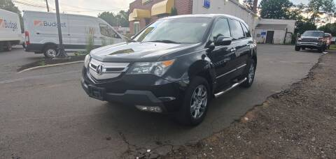 2008 Acura MDX for sale at Russo's Auto Exchange LLC in Enfield CT