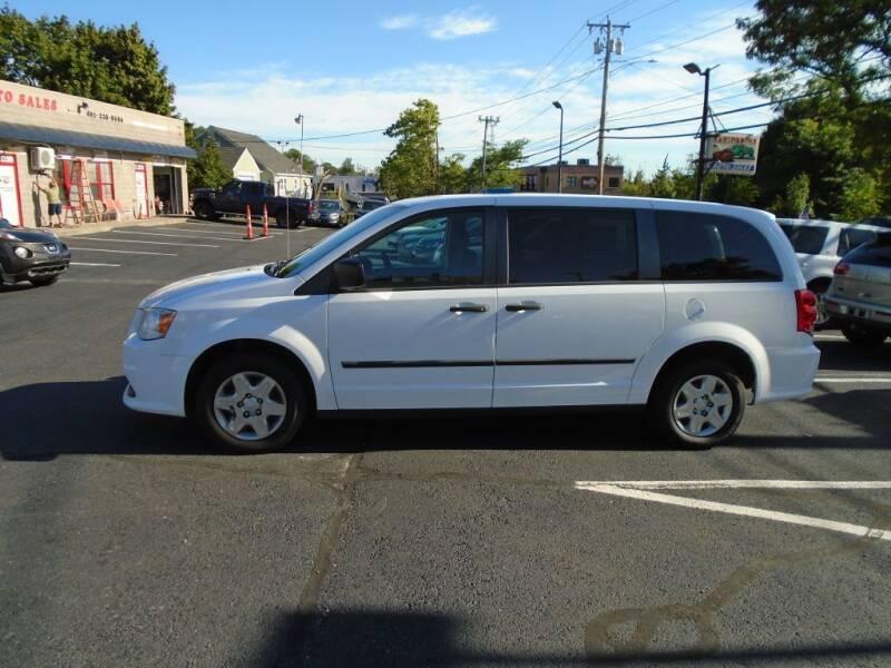 2014 RAM C/V for sale at Gemini Auto Sales in Providence RI