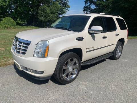 2007 Cadillac Escalade for sale at Elite Pre-Owned Auto in Peabody MA