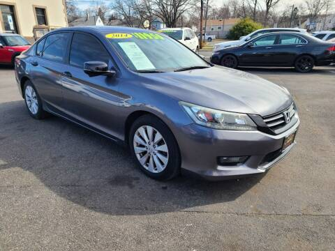 2014 Honda Accord for sale at Costas Auto Gallery in Rahway NJ